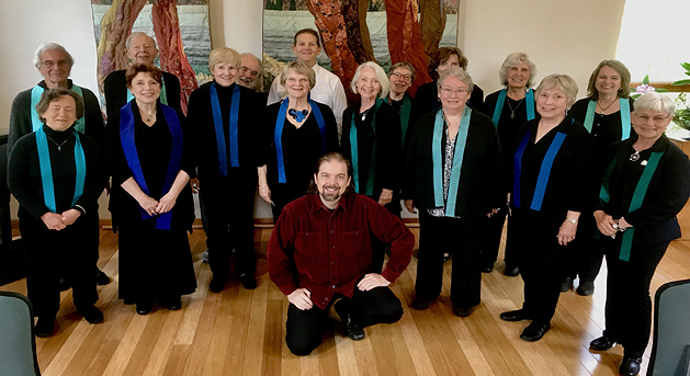 Choir May 2019